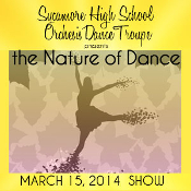 "Sycamore Orchesis 2014 ""The Nature of Dance"""