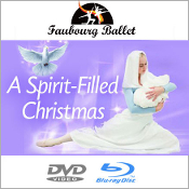 Faubourg Ballet - Spirit Filled Christmas 2015