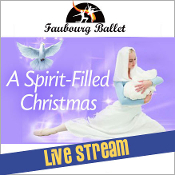 Faubourg Ballet - Spirit Filled Christmas 2015 - Live Stream