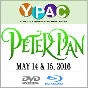 Yorkville Performing Arts May 2016 - Peter Pan