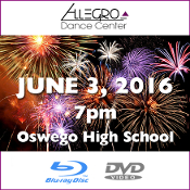 Allegro Dance - June 2016