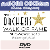 Neuqua Valley Orchesis 2018 DVD