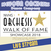 Neuqua Valley Orchesis Showcase 2018 - Live Stream