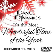 Dance Dynamics - Dec 2018 -DVD
