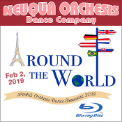 Neuqua Valley Orchesis 2019 BluRay