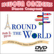 Neuqua Valley Orchesis 2019 DVD