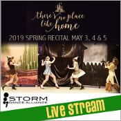 Storm Dance - Recital 2019 - Live Stream