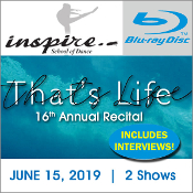 Inspire Dance 2019 - BluRay