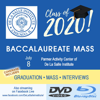 De La Salle Institute - Graduation, Mass 2020