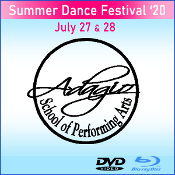 Adagio - Summer Dance Festival 2020 - SINGLE SHOWS