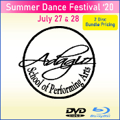 Adagio - Summer Dance Festival 2020 - BUNDLE BOTH SHOWS
